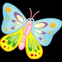 Cartoon_Butterfly